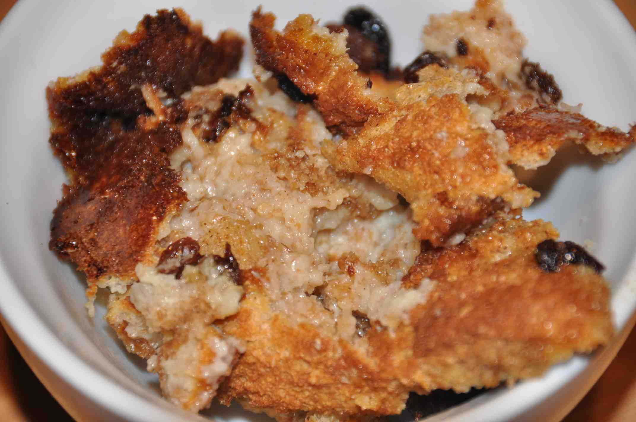 Bread Pudding II Recipe — Dishmaps